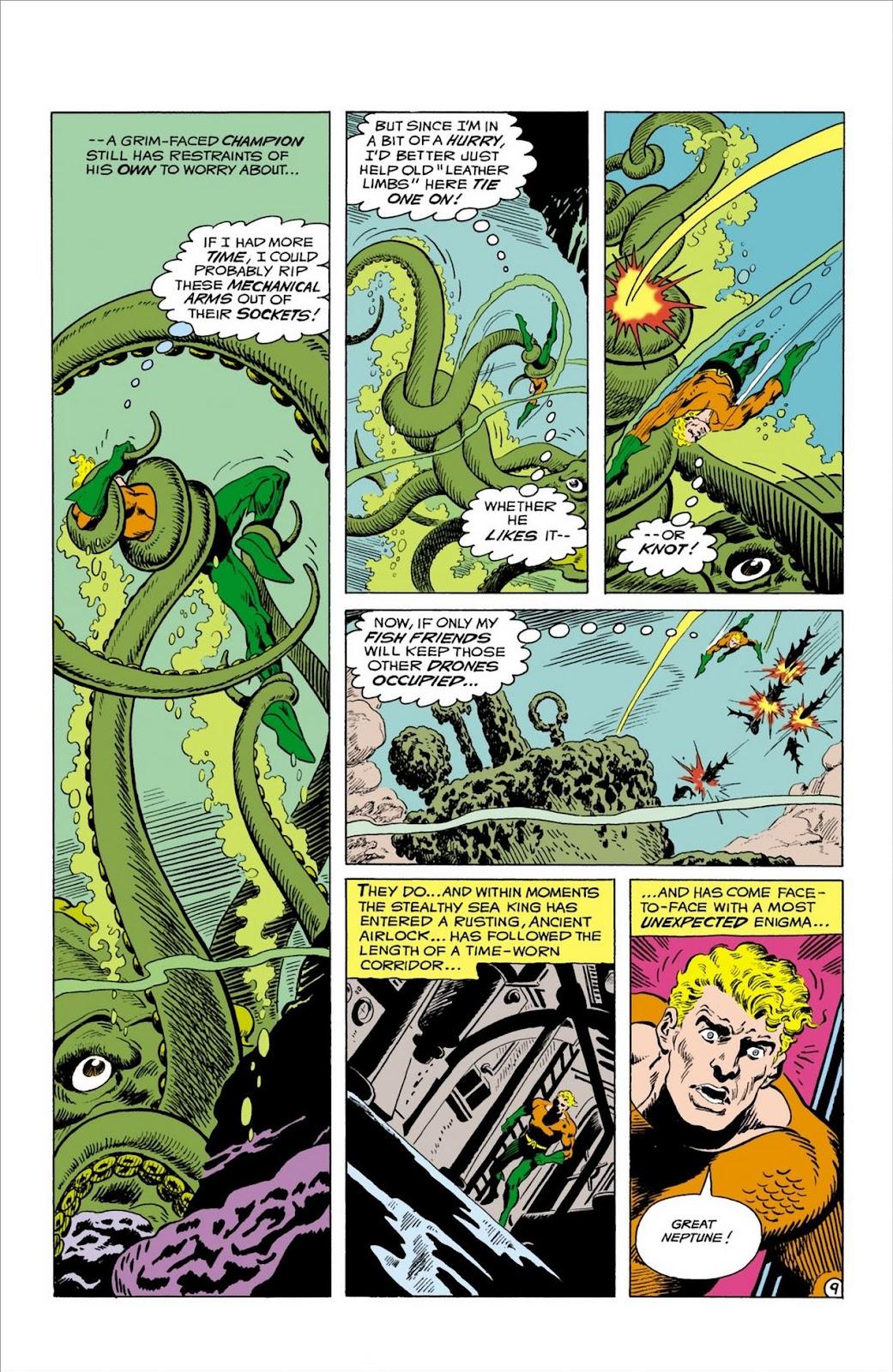Aquaman (1962) Issue #57 #57 - English 10