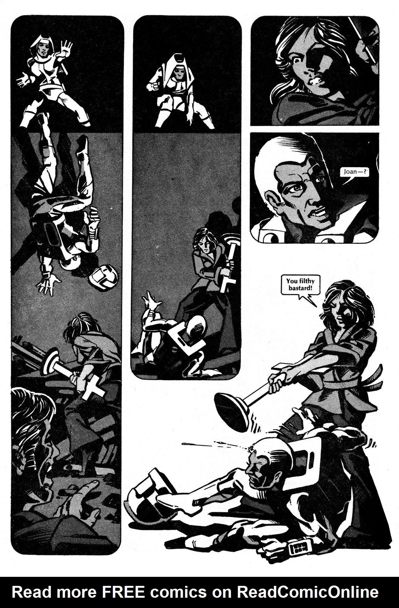 Read online Star*Reach comic -  Issue #13 - 10