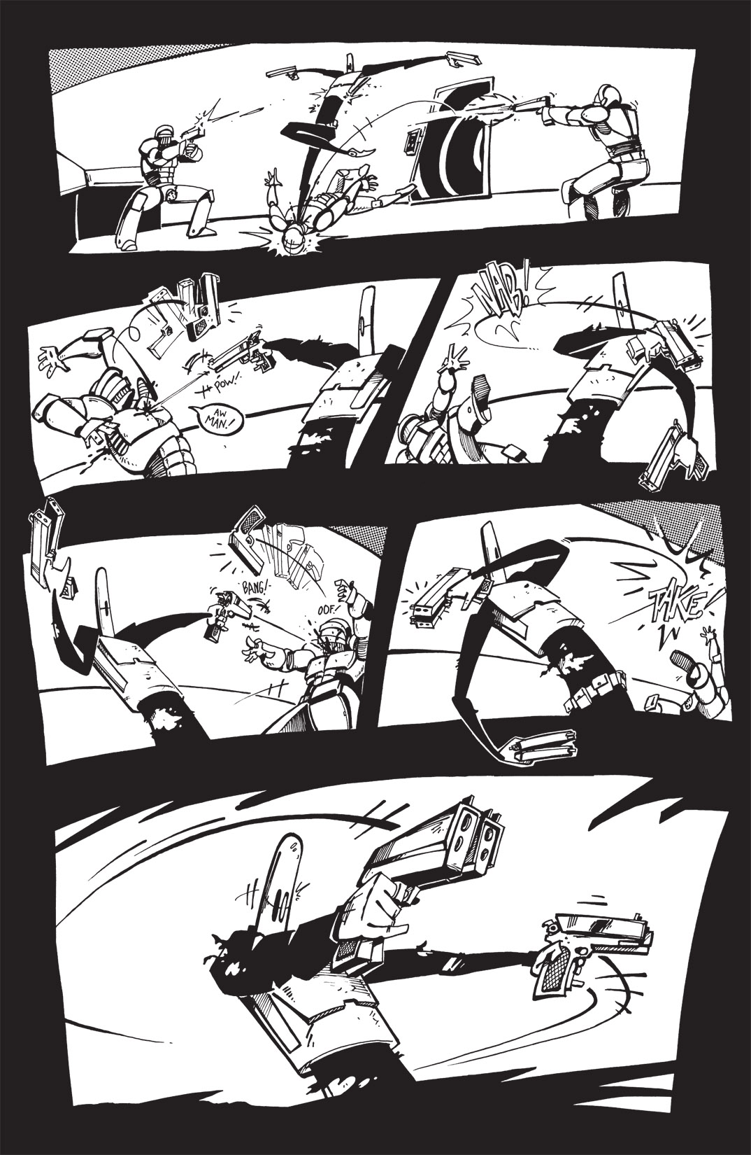 Read online Scud: The Disposable Assassin: The Whole Shebang comic -  Issue # TPB (Part 1) - 60