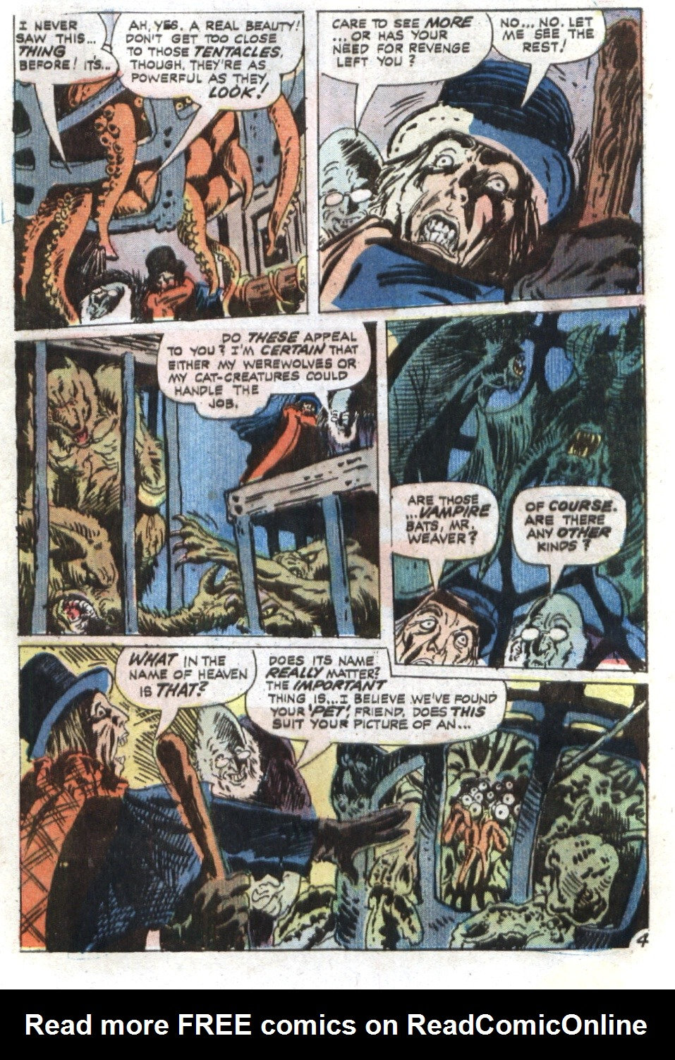 Read online Scary Tales comic -  Issue #36 - 28