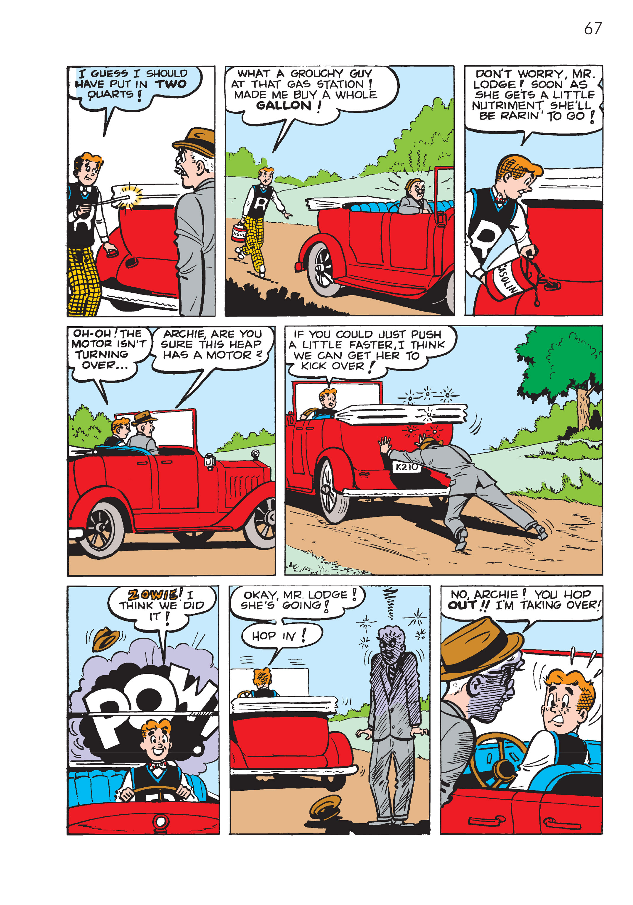 Read online The Best of Archie Comics comic -  Issue # TPB 4 (Part 1) - 68
