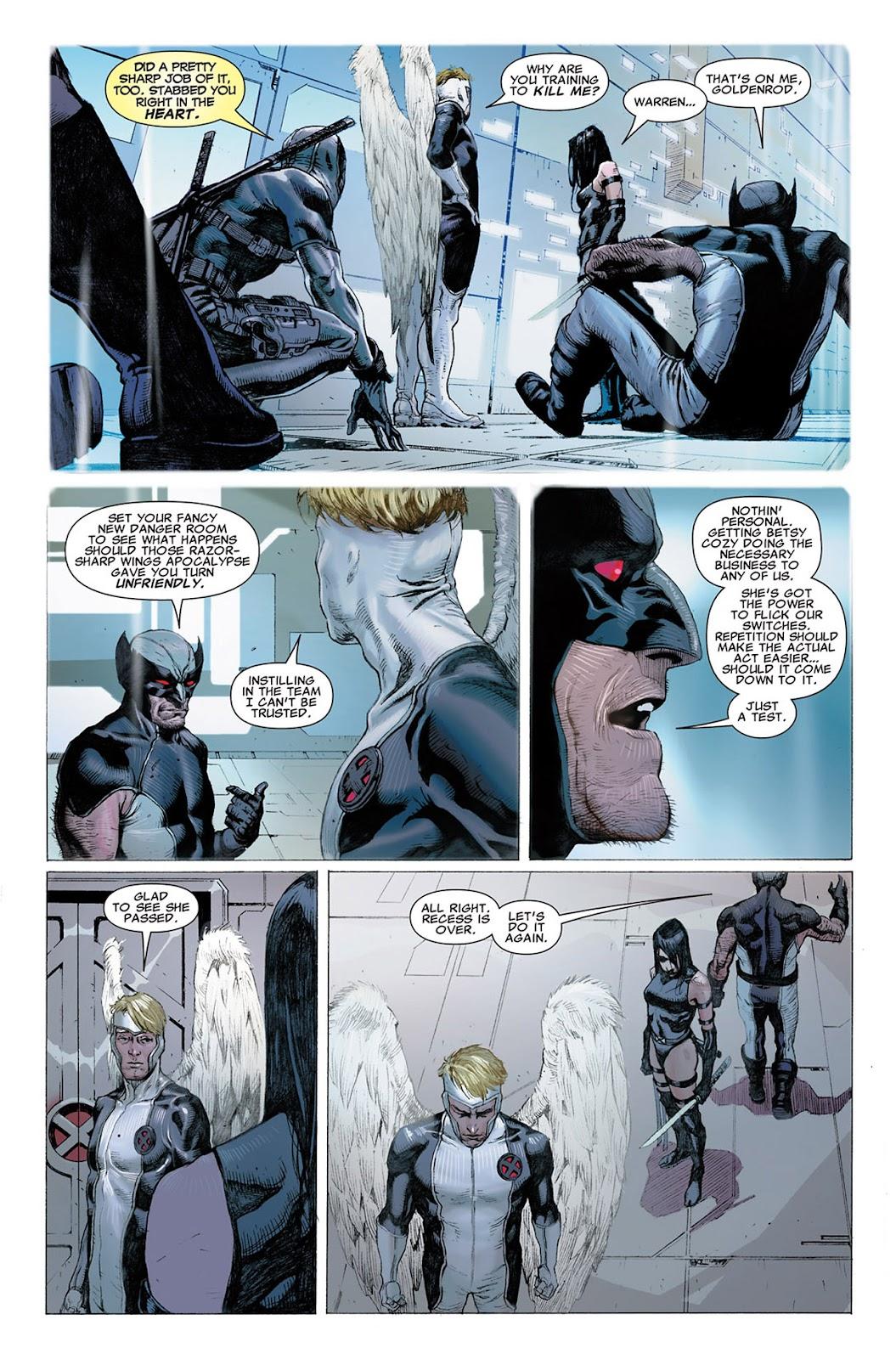 Uncanny X-Force (2010) Issue #2 #2 - English 7
