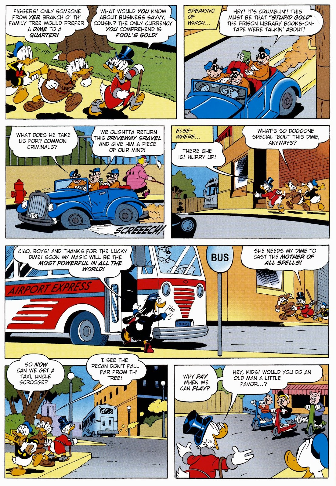 Uncle Scrooge (1953) Issue #327 #327 - English 62