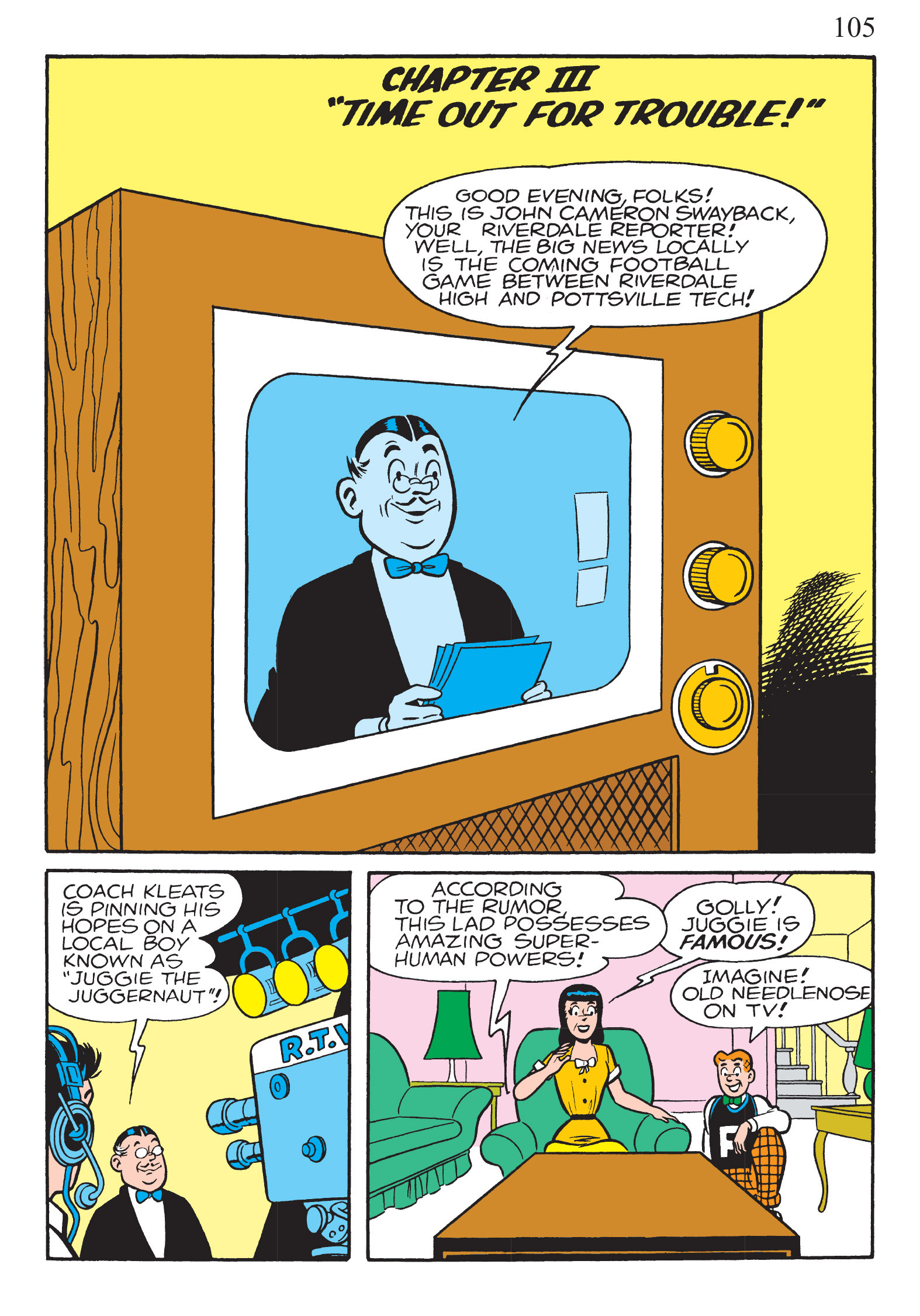Read online The Best of Archie Comics comic -  Issue # TPB 2 (Part 1) - 107
