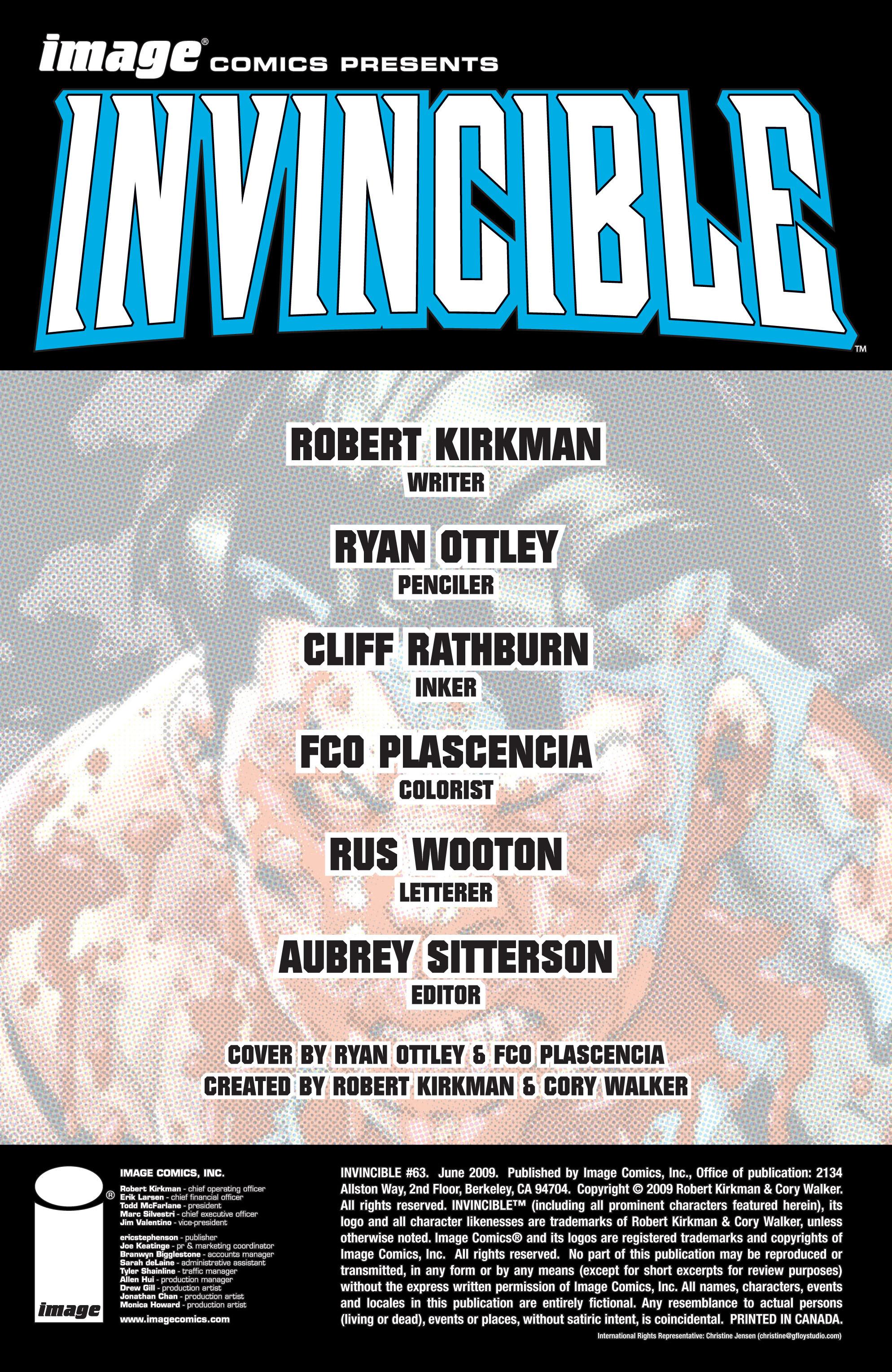 Invincible 63 Page 2