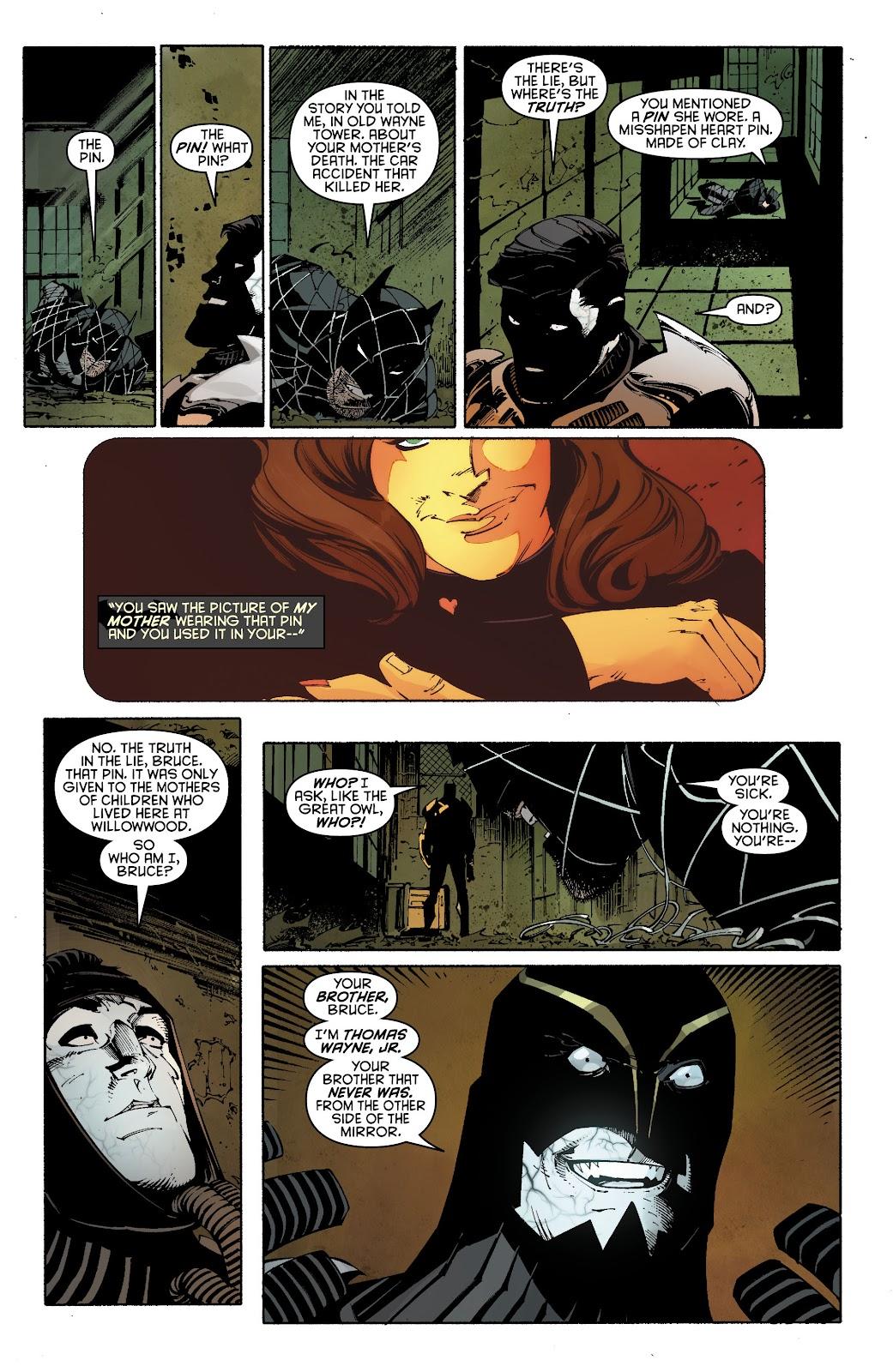 Batman (2011) Issue #10 #25 - English 20