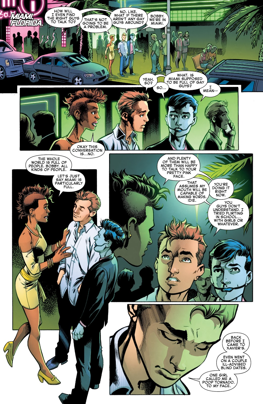 All-New X-Men (2016) Issue #13 #15 - English 3