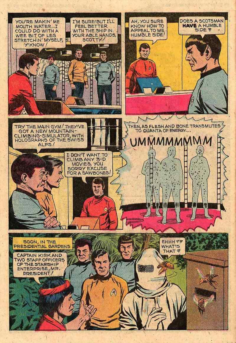 Star Trek (1967) #59 #59 - English 6