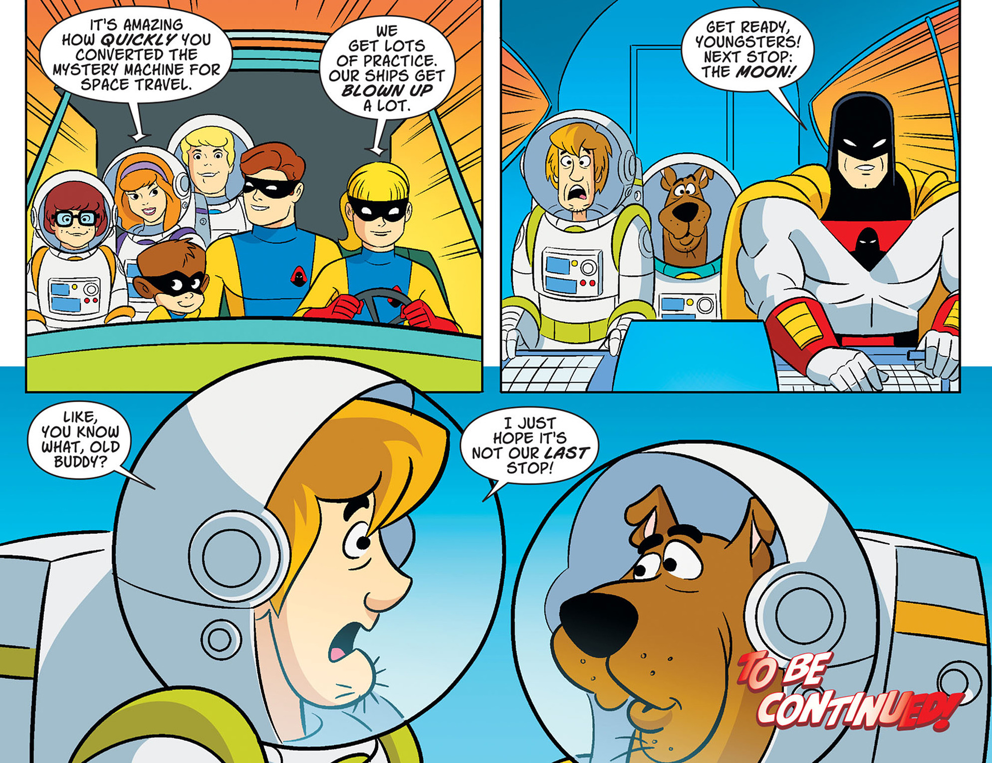Read online Scooby-Doo! Team-Up comic -  Issue #39 - 23