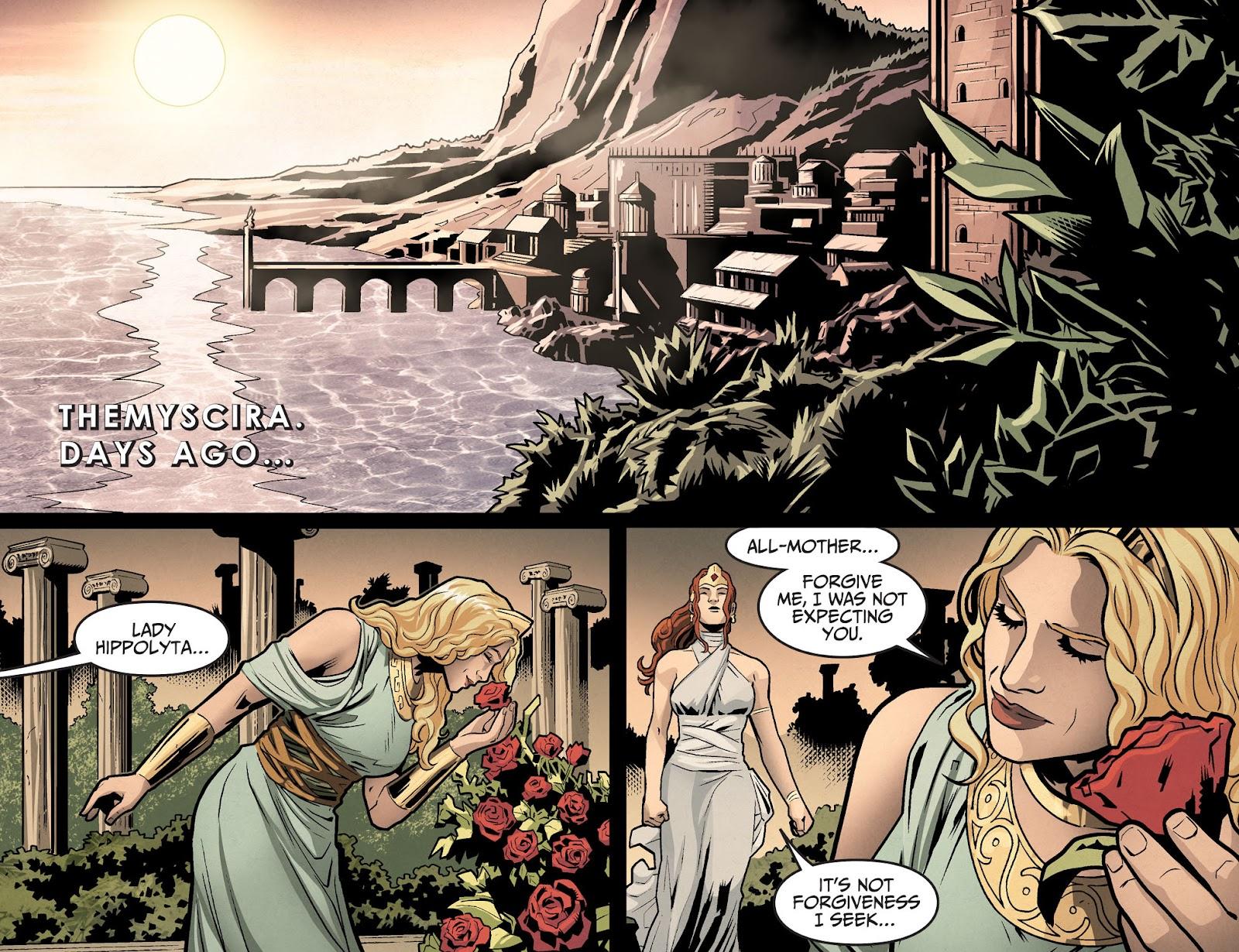 Injustice: Gods Among Us Year Four Issue #6 #7 - English 11