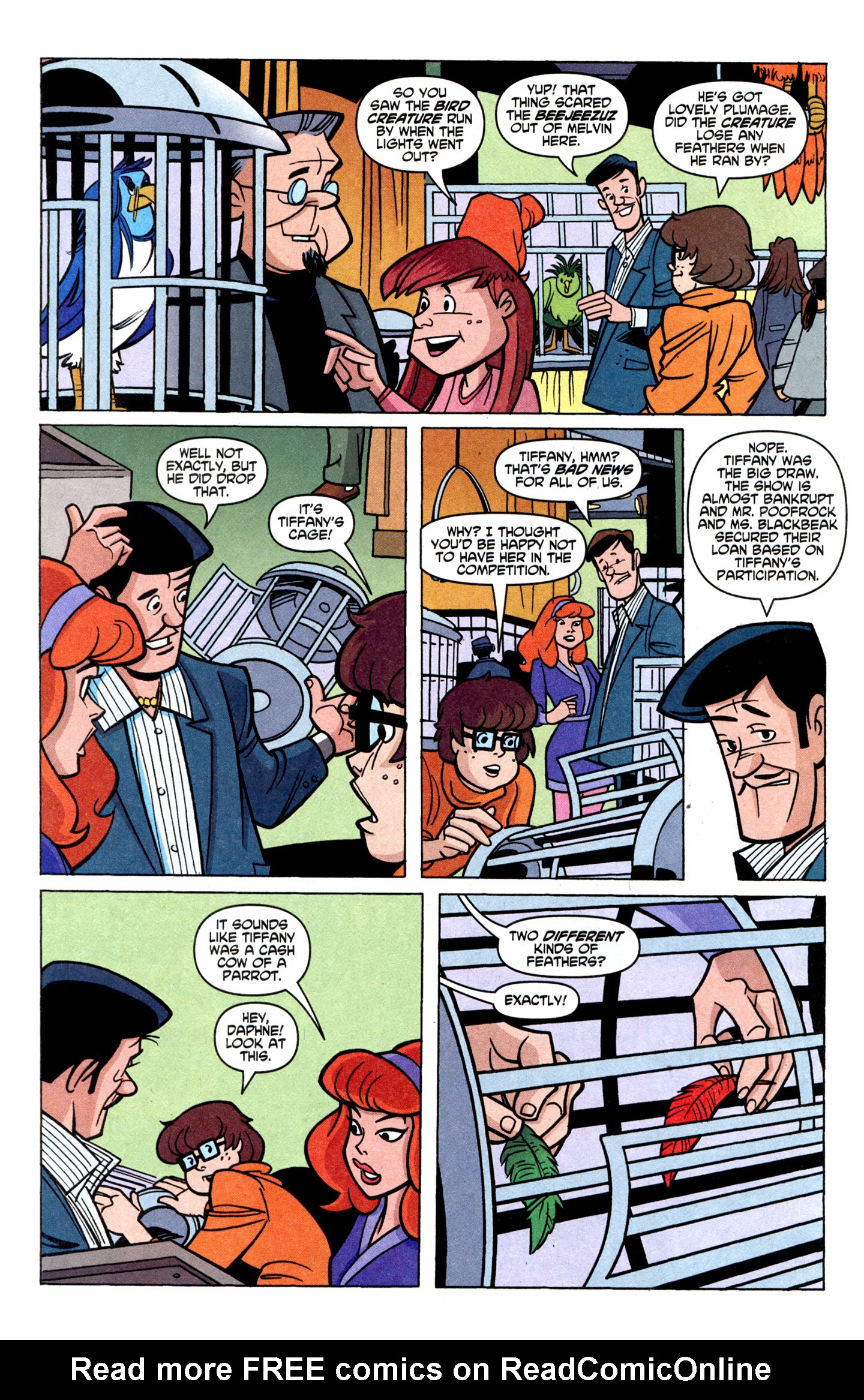 Read online Scooby-Doo (1997) comic -  Issue #107 - 22