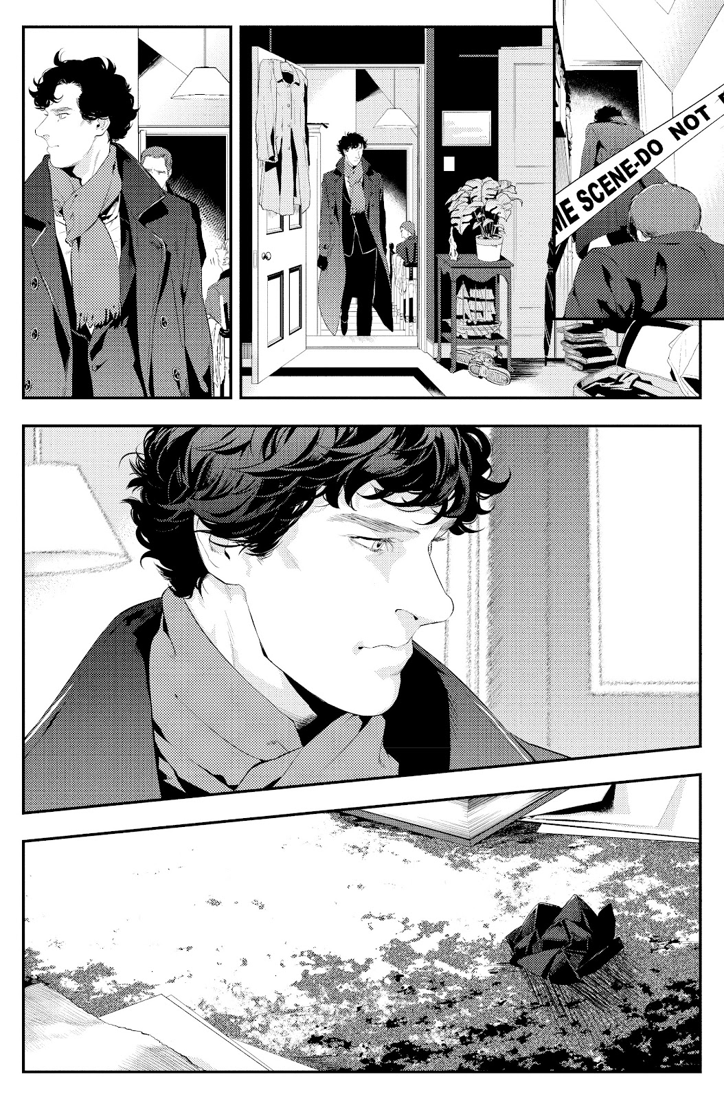 Sherlock: The Blind Banker Issue #2 #2 - English 31