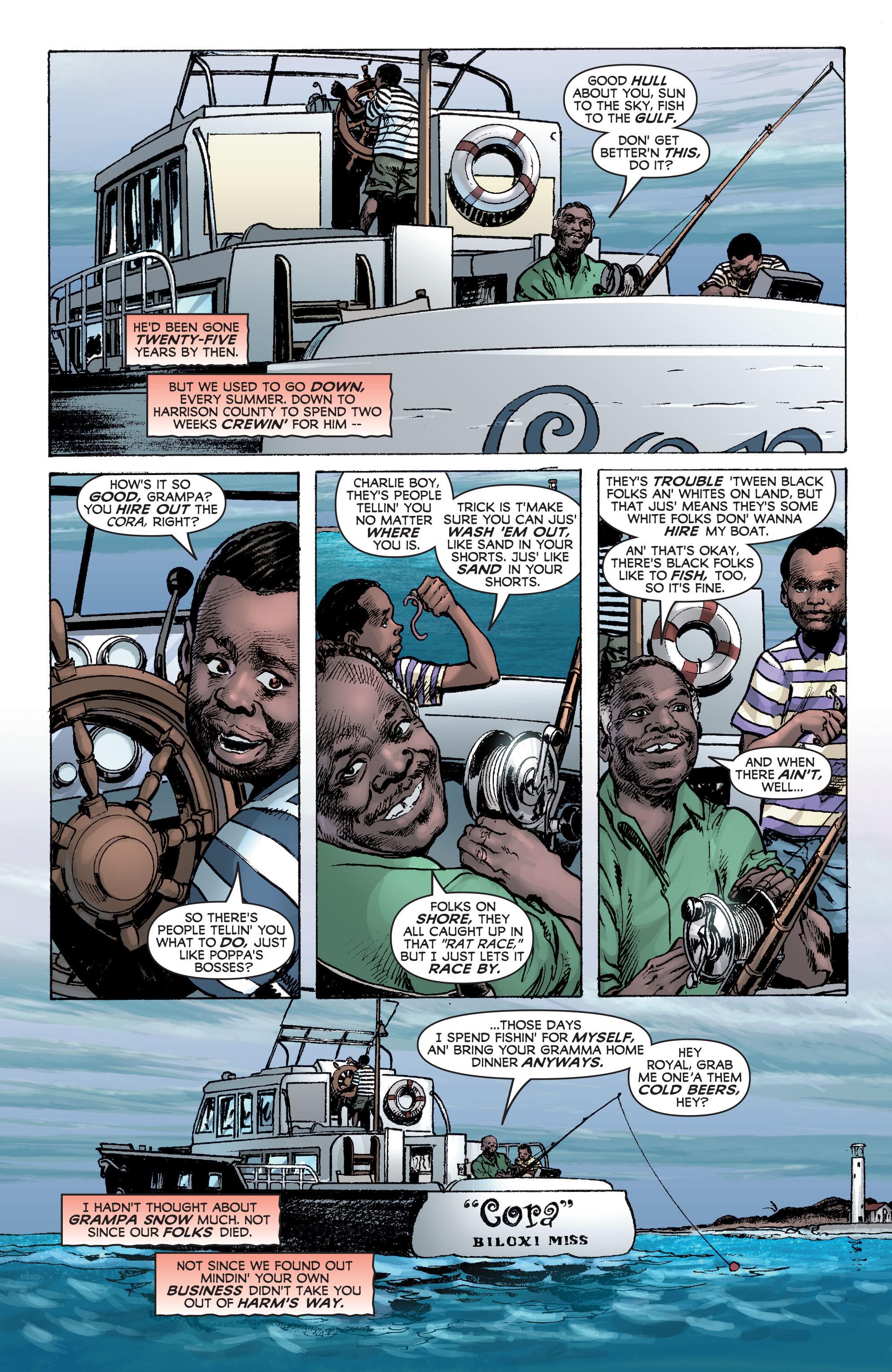 Read online Astro City: Dark Age/Book Three comic -  Issue #2 - 11