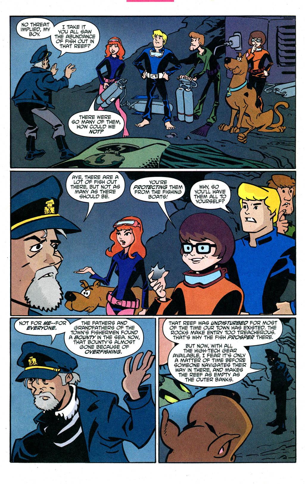 Read online Scooby-Doo (1997) comic -  Issue #90 - 19