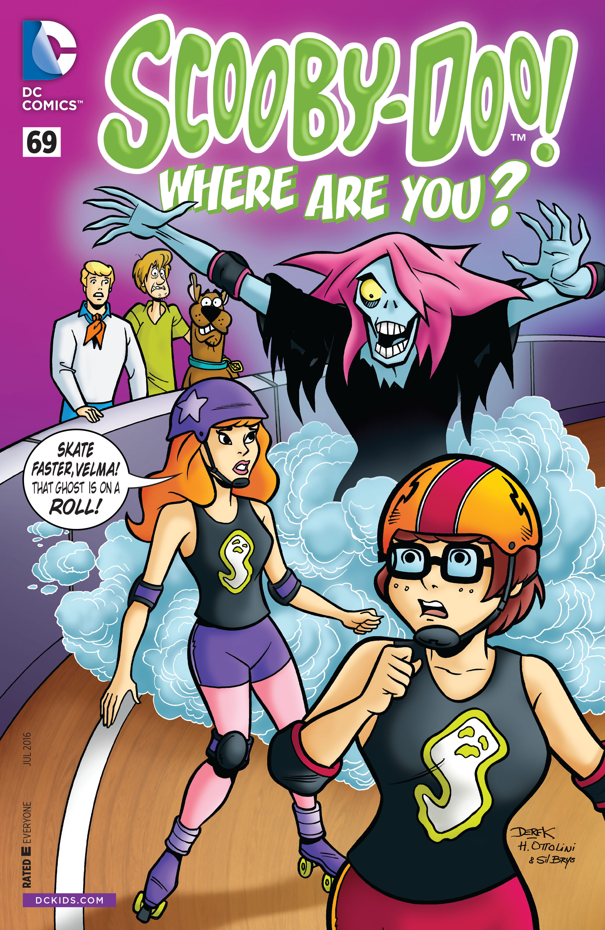 Read online Scooby-Doo: Where Are You? comic -  Issue #69 - 1