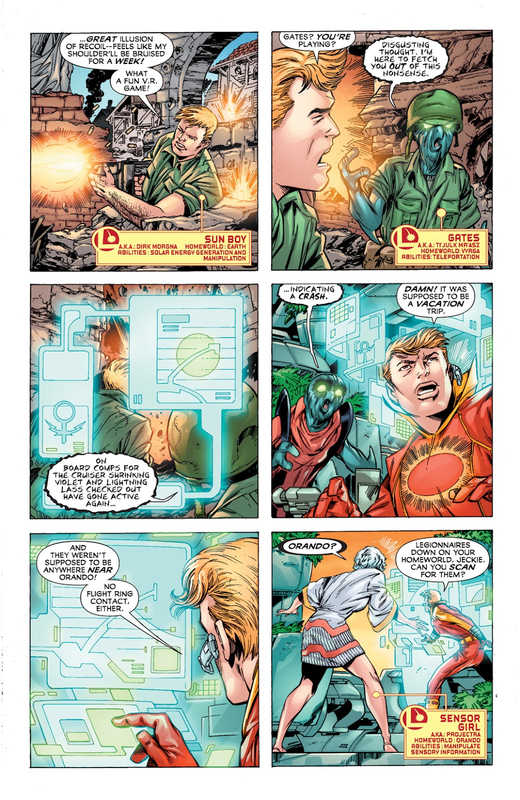 Legion of Super-Heroes (2010) _Annual 1 #1 - English 19
