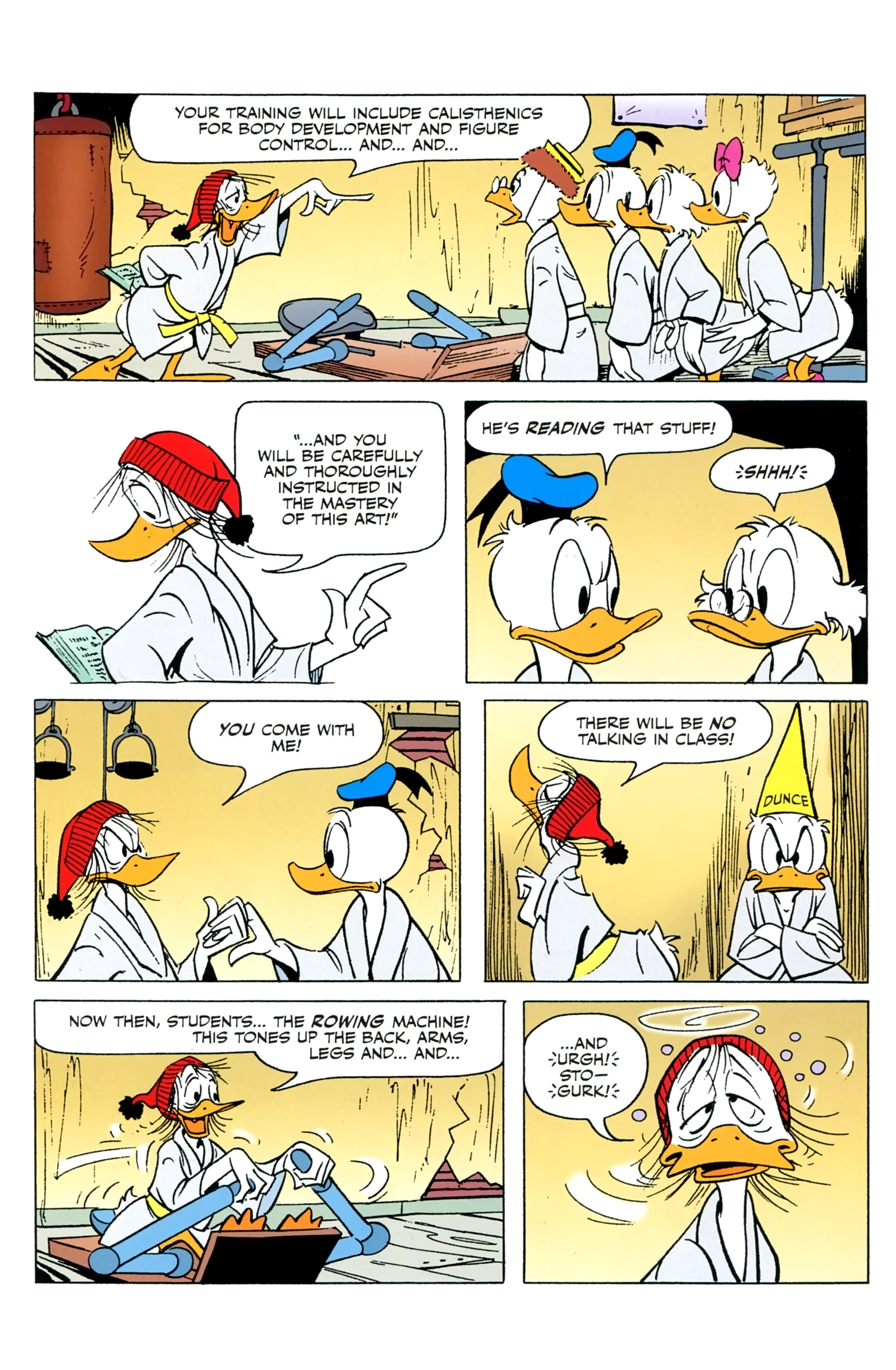 Read online Donald Duck (2015) comic -  Issue #13 - 39
