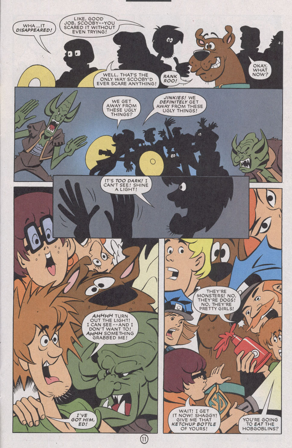 Read online Scooby-Doo (1997) comic -  Issue #73 - 23