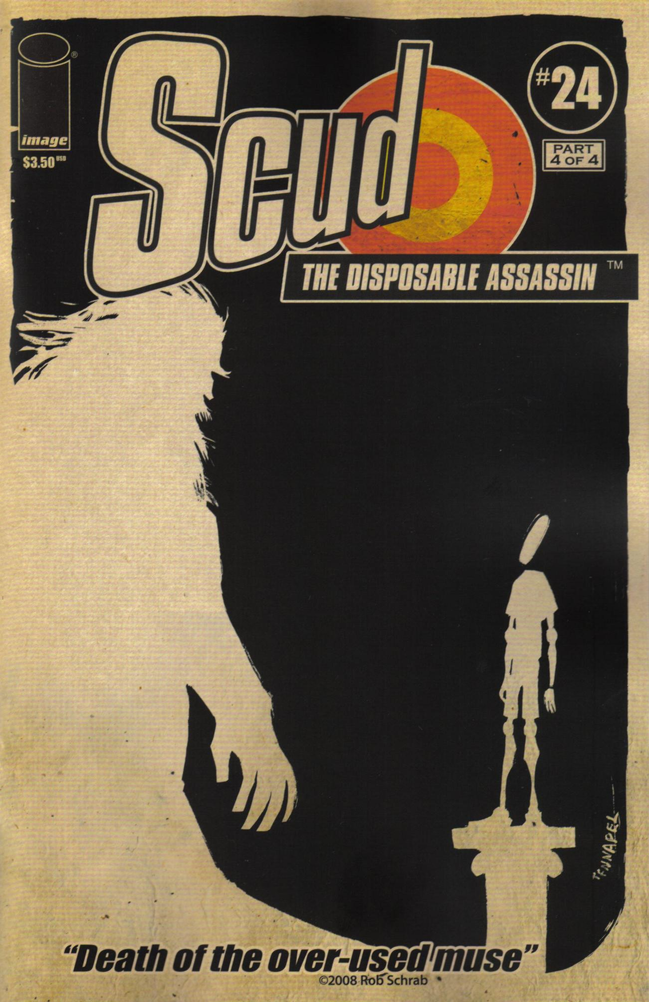 Read online Scud: The Disposable Assassin (2008) comic -  Issue #4 - 1