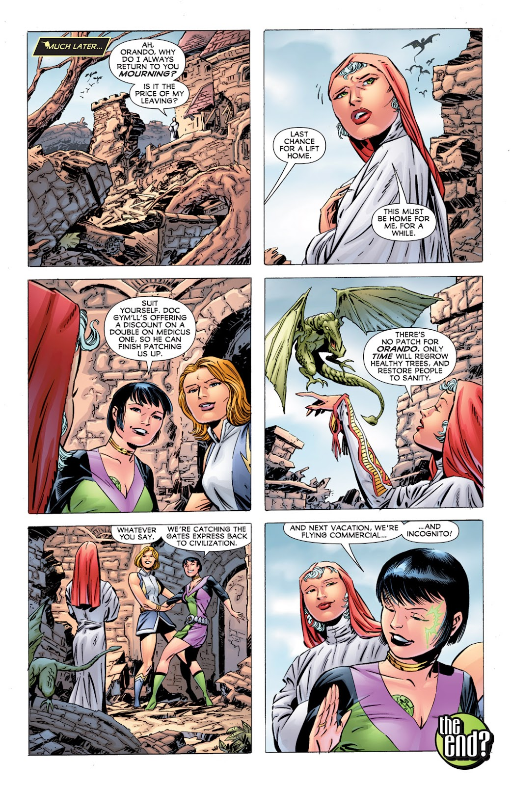 Legion of Super-Heroes (2010) _Annual 1 #1 - English 40