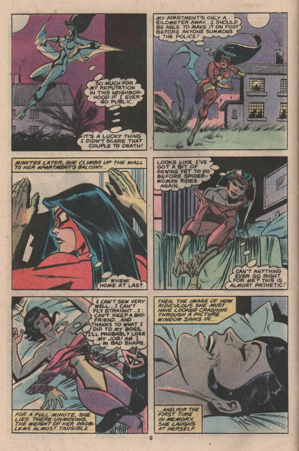 Spider-Woman (1978) Issue #17 #17 - English 6
