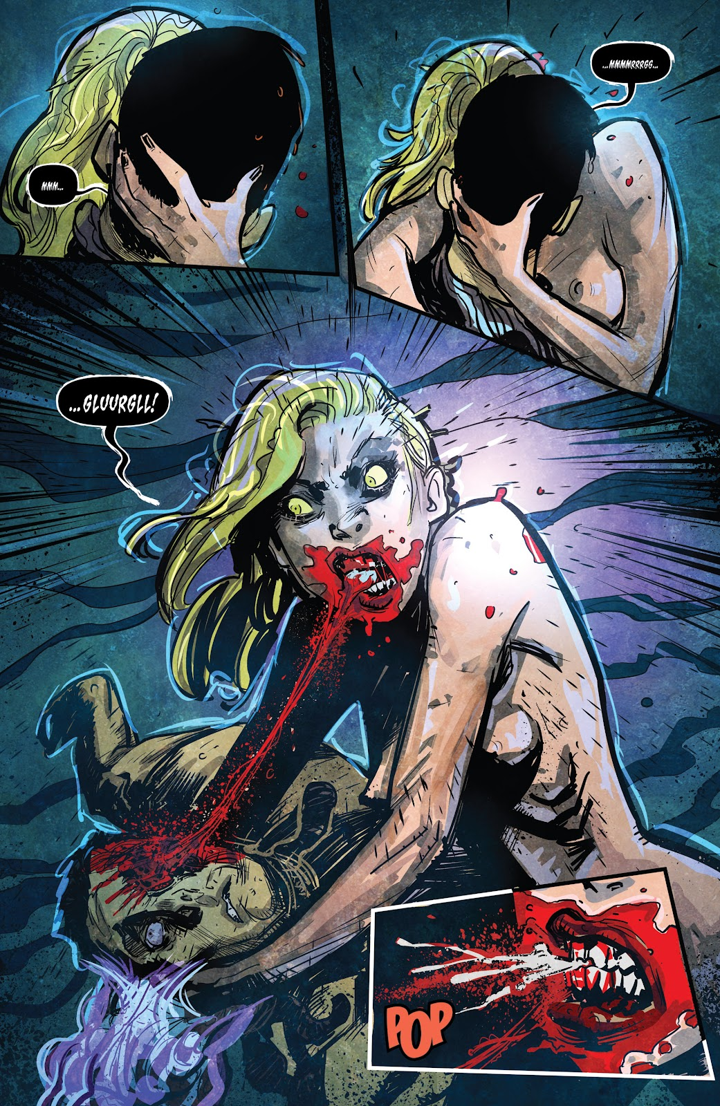 Zombies vs Robots (2015) Issue #5 Page 3