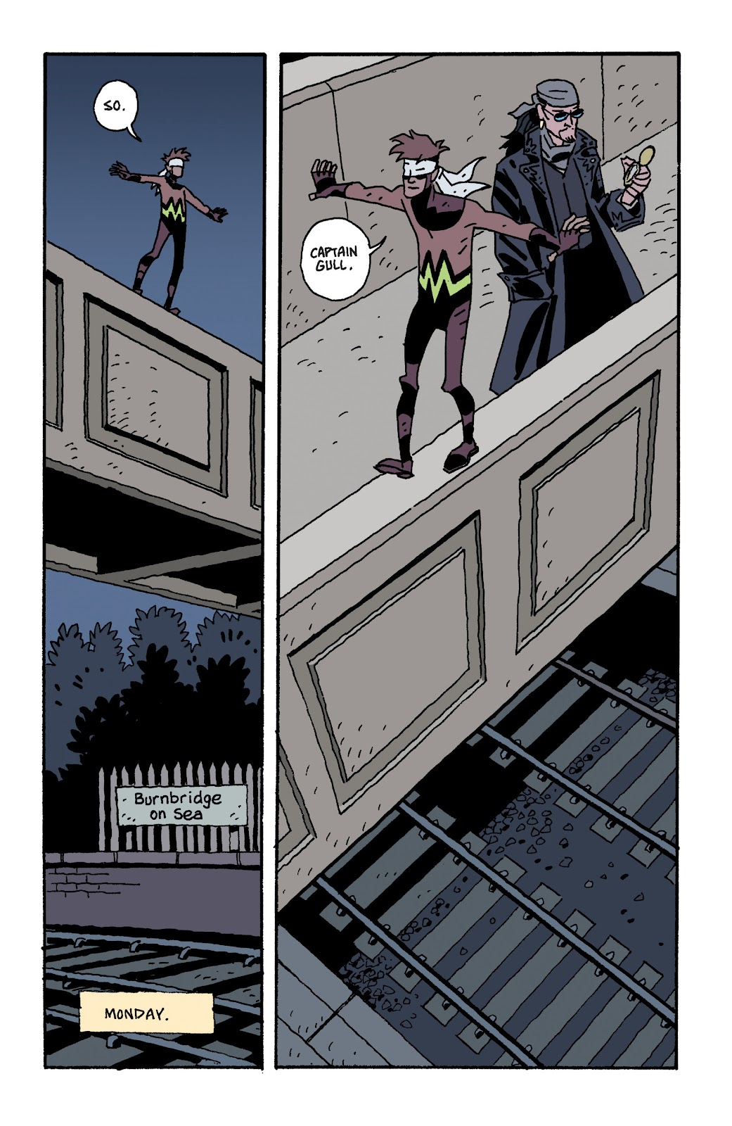Mudman Issue #6 #6 - English 3