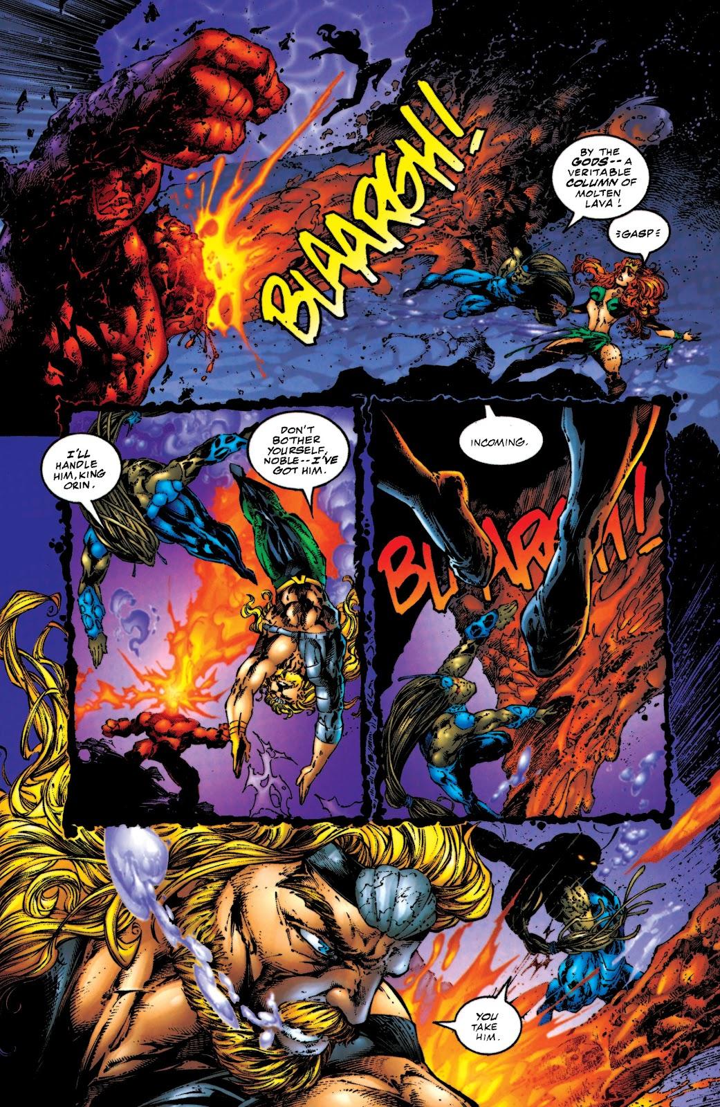 Aquaman (1994) Issue #53 #59 - English 3