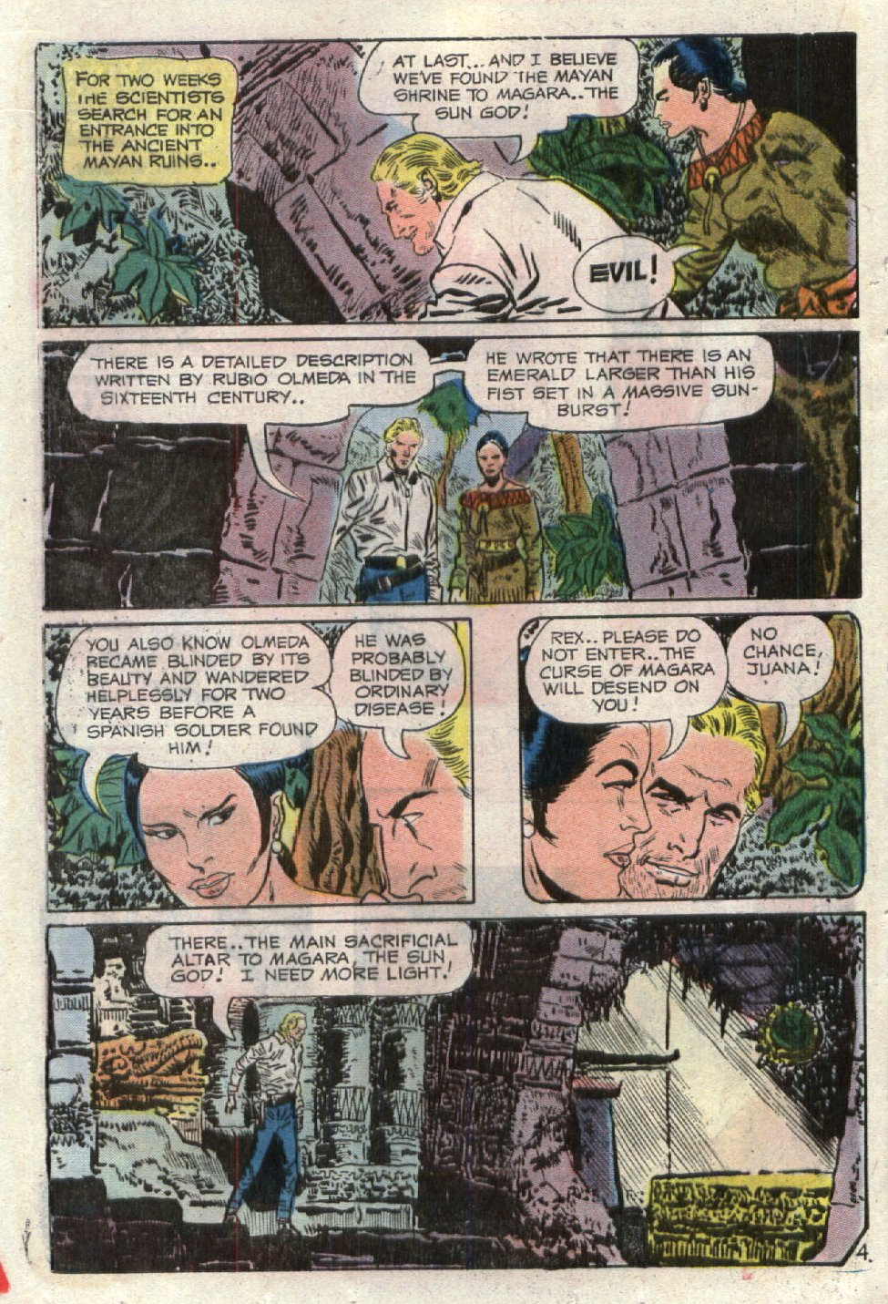 Read online Scary Tales comic -  Issue #23 - 16