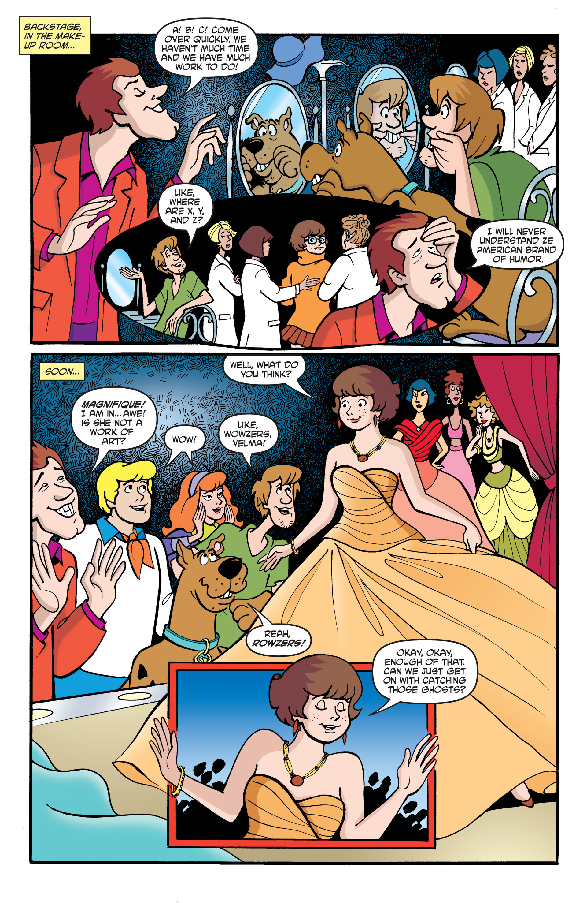Read online Scooby-Doo: Where Are You? comic -  Issue #51 - 16