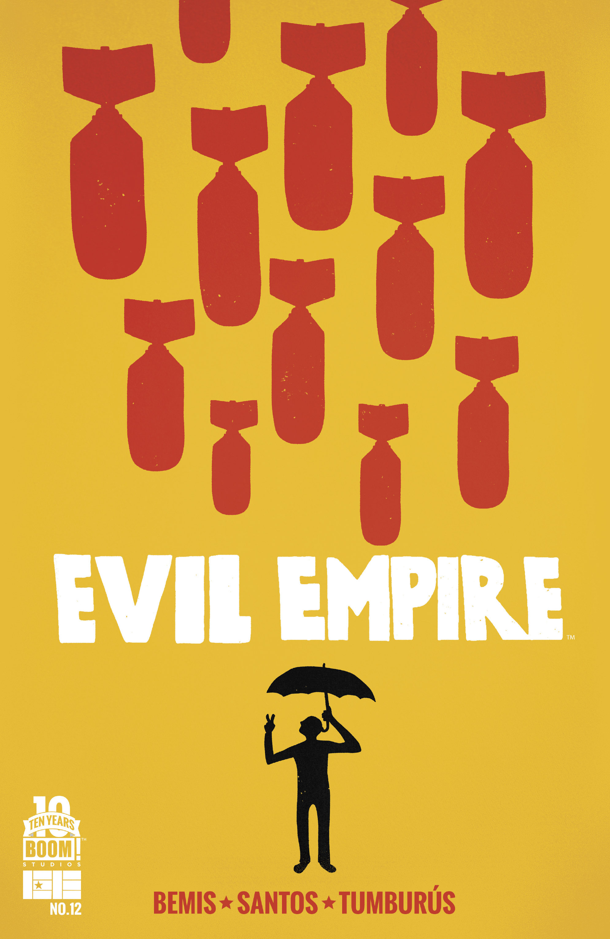 Evil Empire issue 12 - Page 1