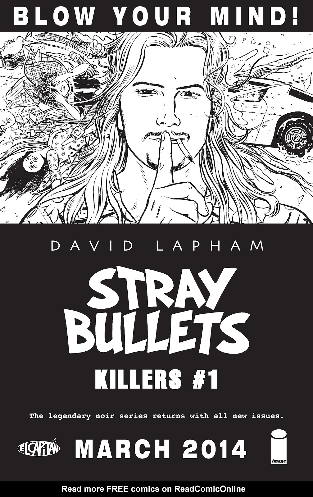 Stray Bullets Issue #16 #16 - English 32