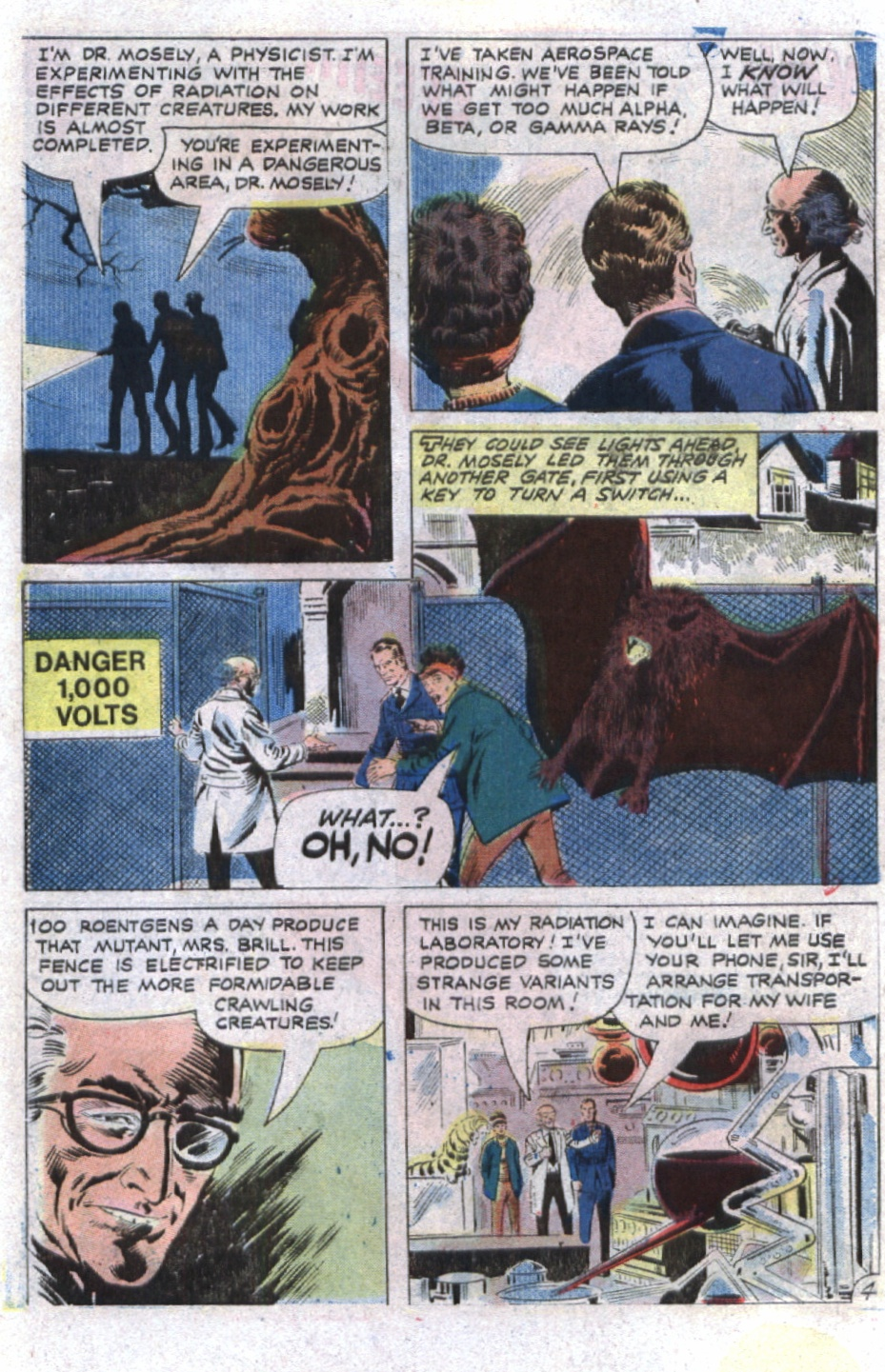 Read online Scary Tales comic -  Issue #36 - 6