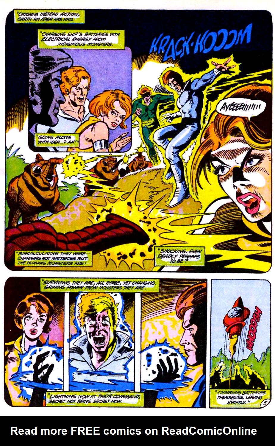 Tales of the Legion Issue #331 #18 - English 6