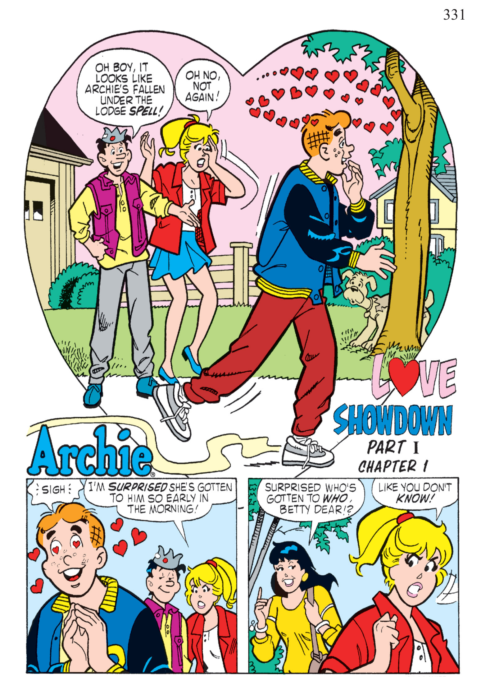 Read online The Best of Archie Comics comic -  Issue # TPB 1 (Part 2) - 102