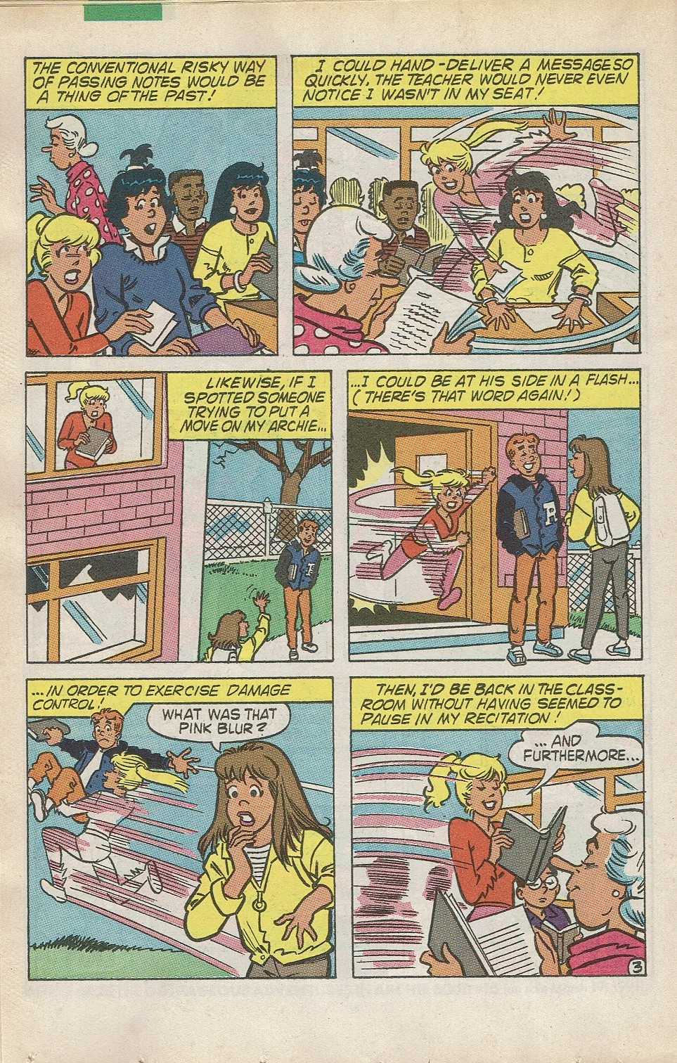 Read online Betty and Me comic -  Issue #190 - 22