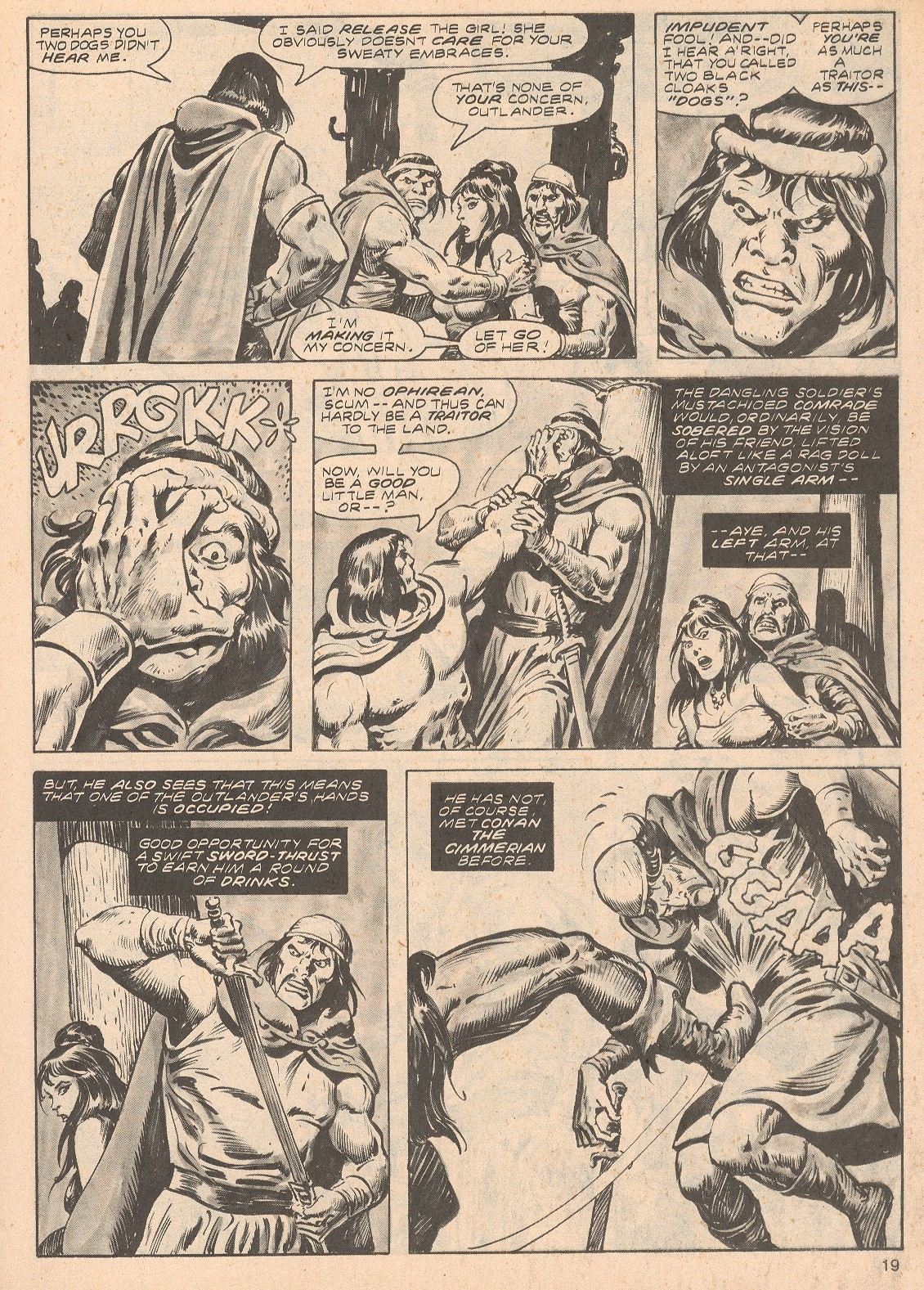 The Savage Sword Of Conan Issue #68 #69 - English 19