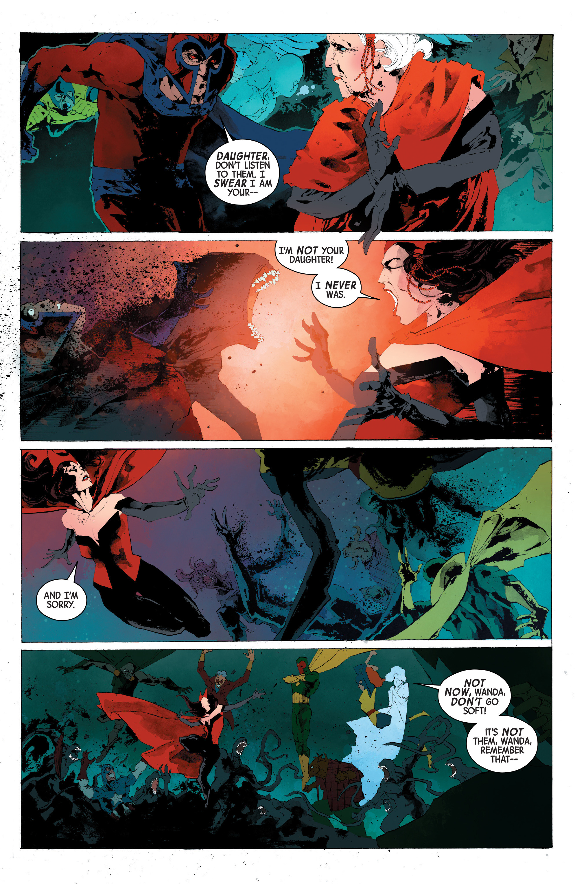 Read online Scarlet Witch (2016) comic -  Issue #13 - 14