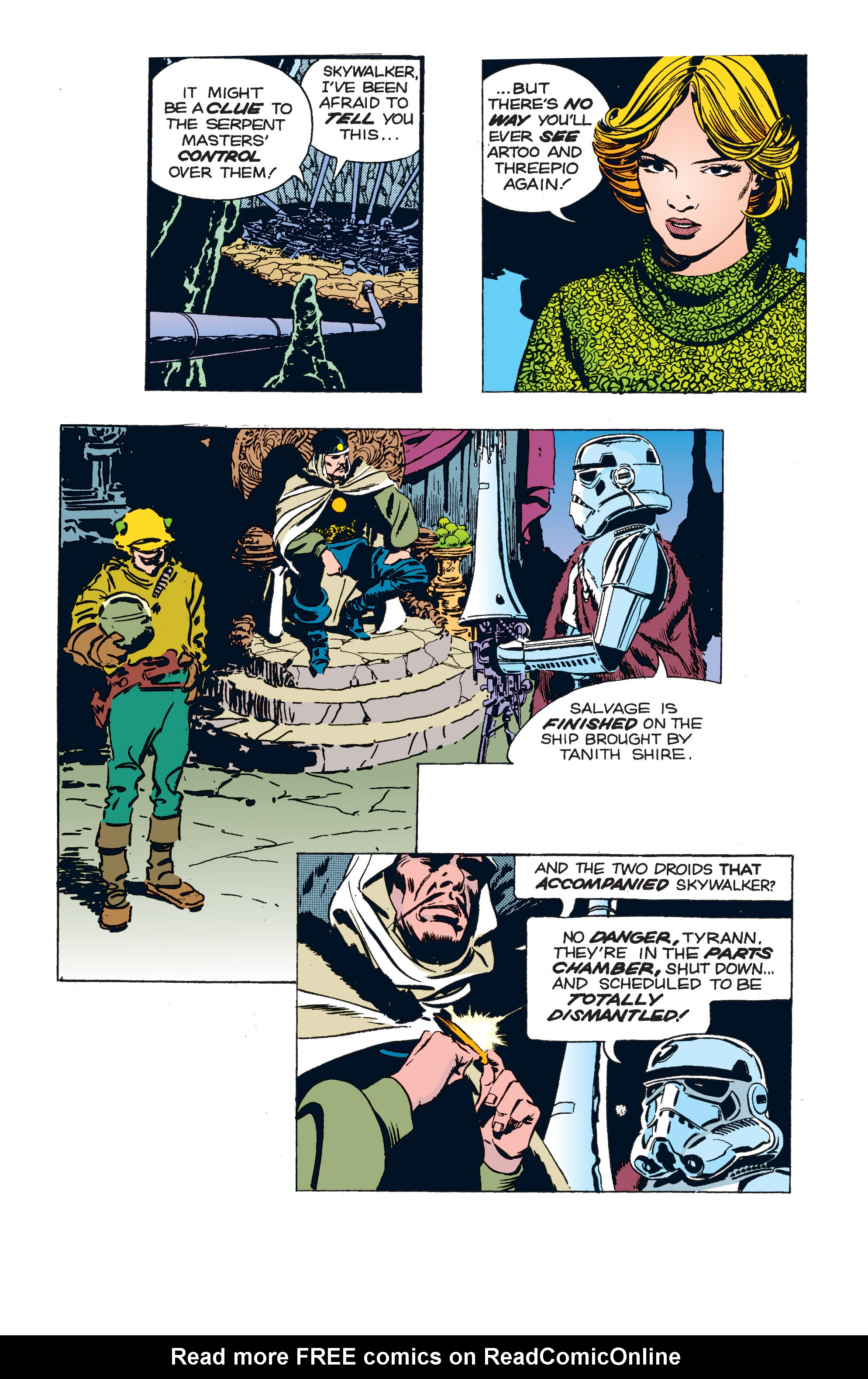 Classic Star Wars #5 #5 - English 18