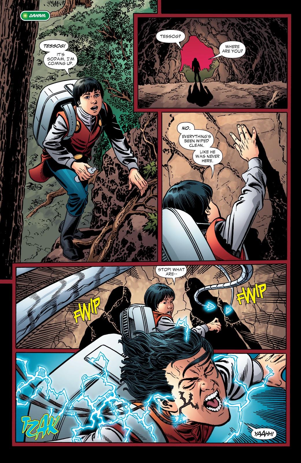 Green Lantern: The Sinestro Corps War Full #1 - English 234