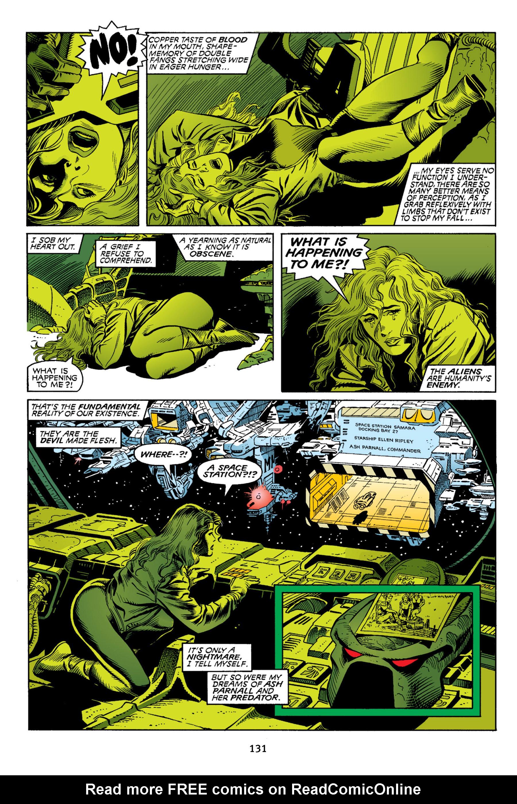 Aliens vs. Predator Omnibus _TPB_2_Part_2 Page 18