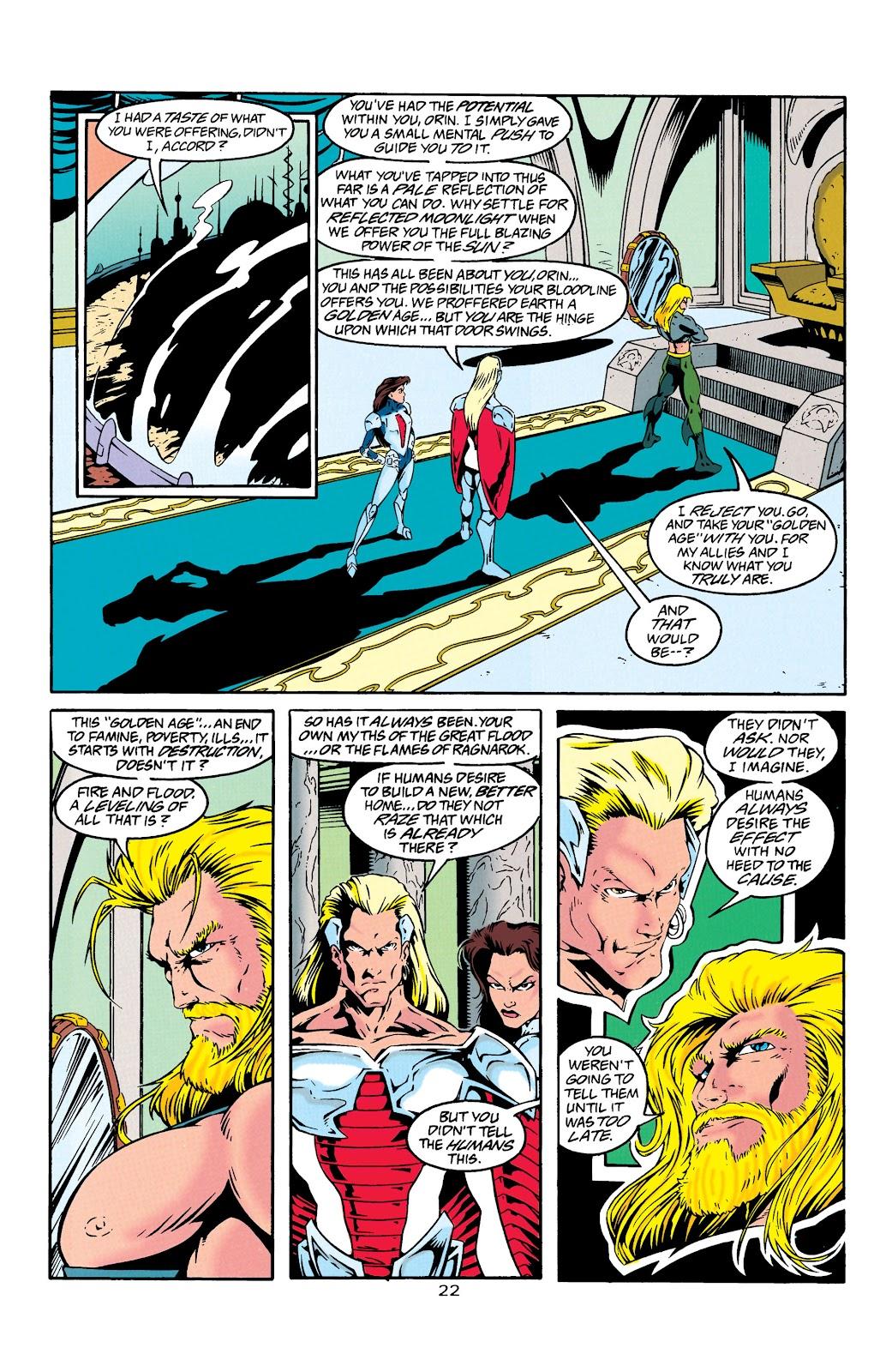 Aquaman (1994) Issue #25 #31 - English 23