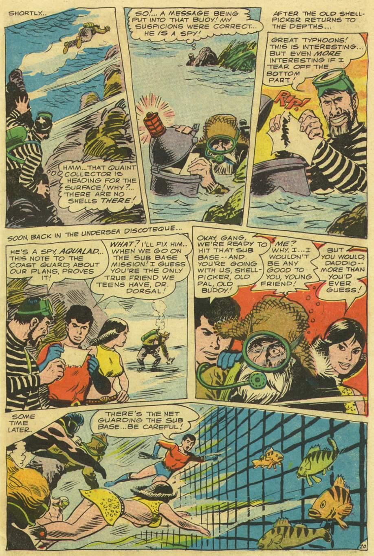 Aquaman (1962) Issue #33 #33 - English 27