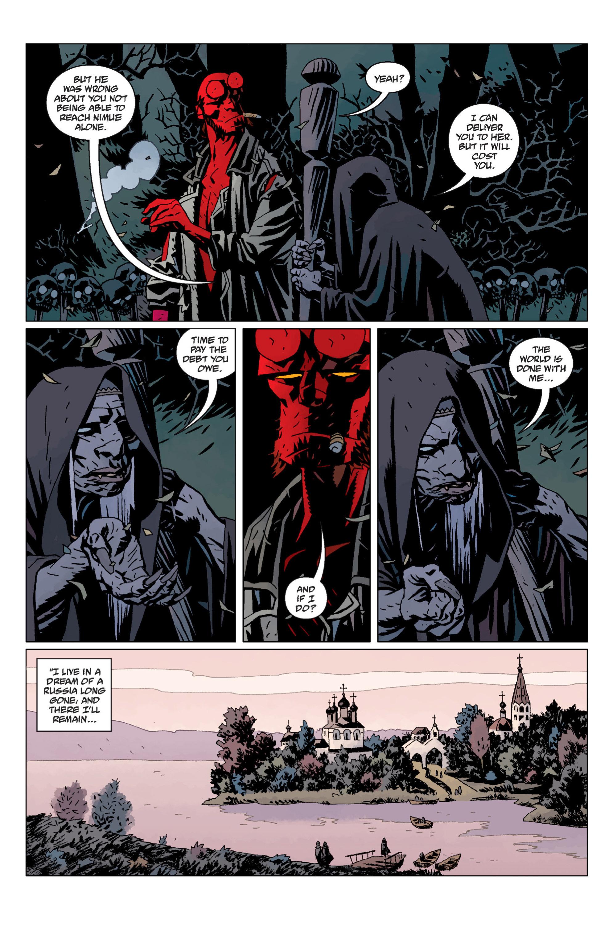 Hellboy chap 12 pic 77