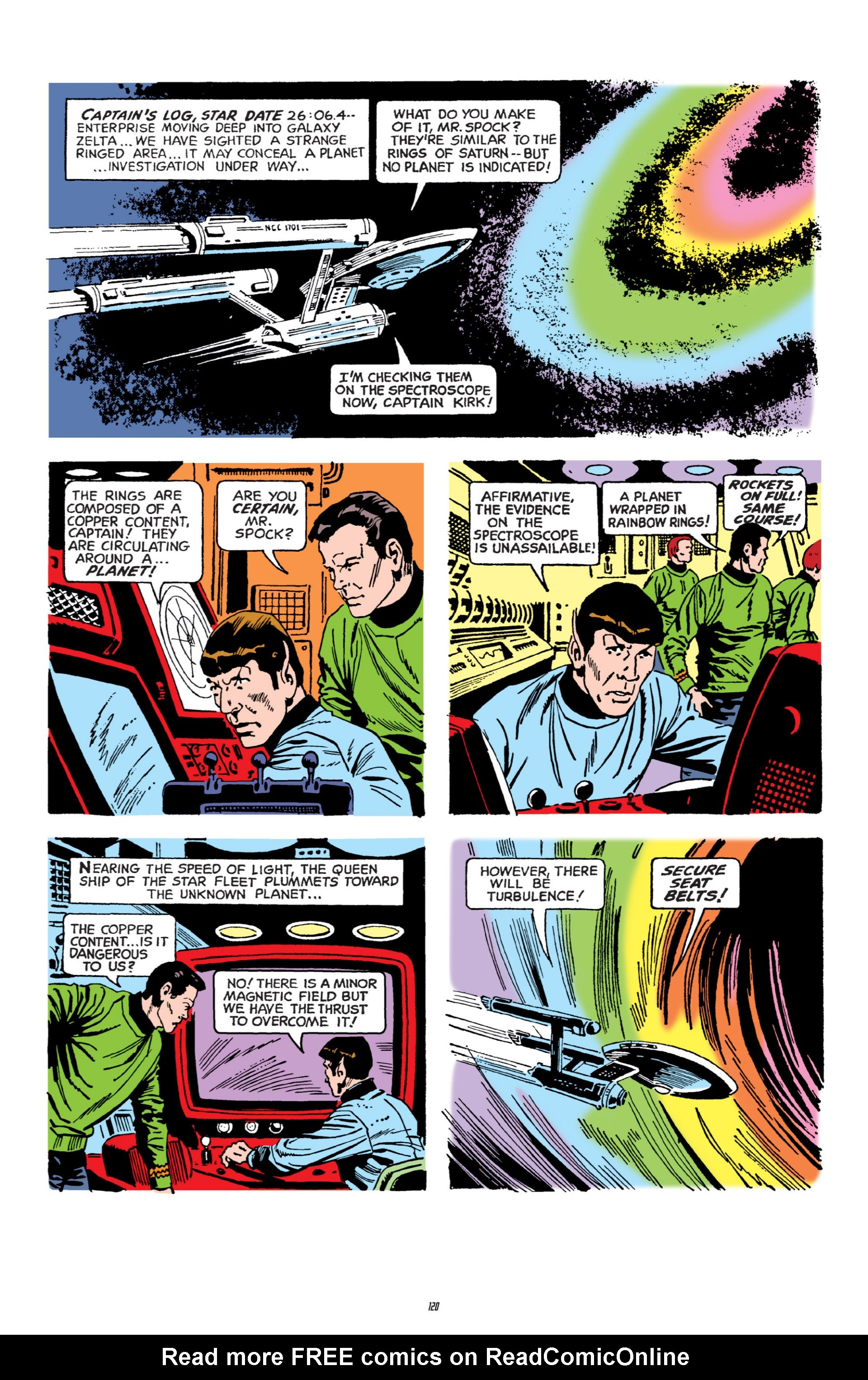Star Trek Archives #TPB_1 #14 - English 121