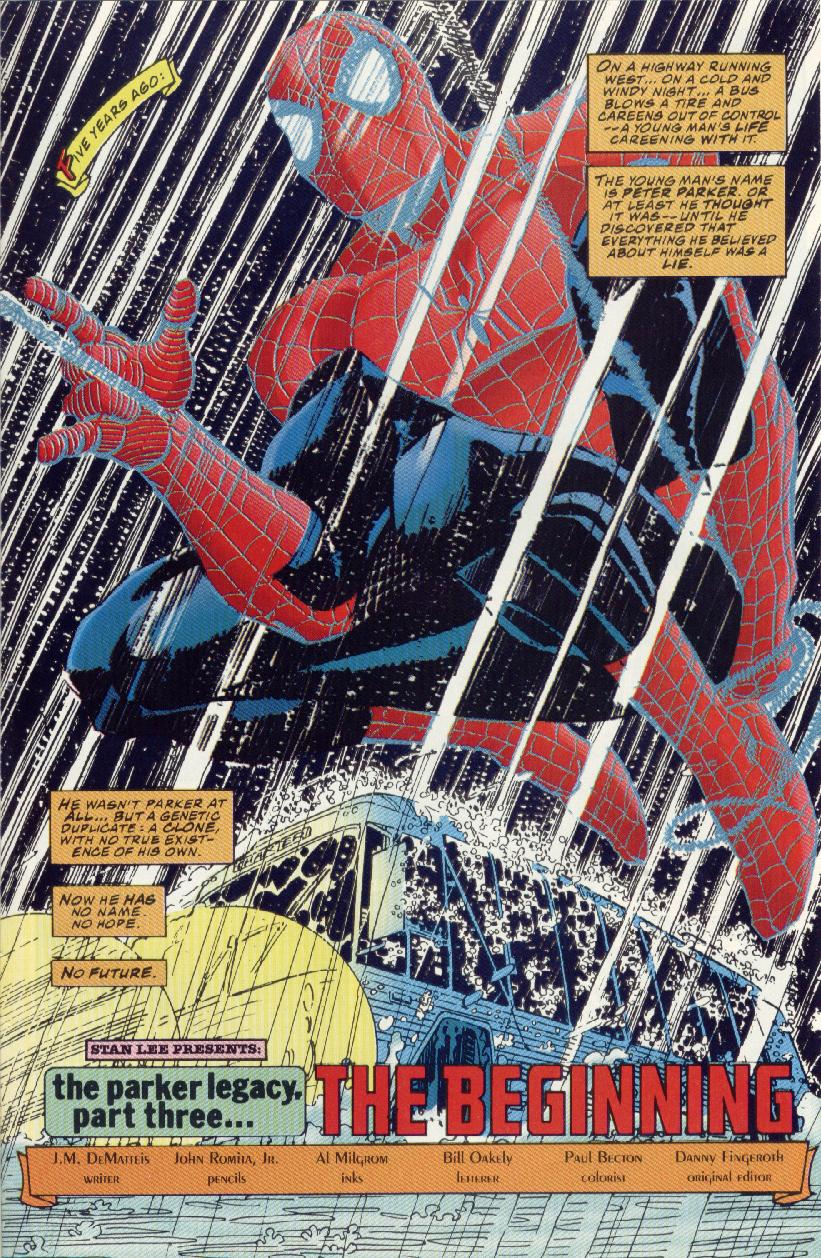 Read online Spider-Man: The Lost Years comic -  Issue #0 - 57