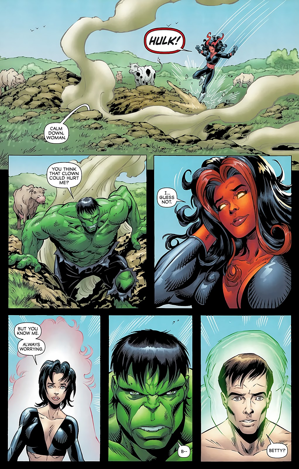 Incredible Hulks (2010) Issue #629 #19 - English 7