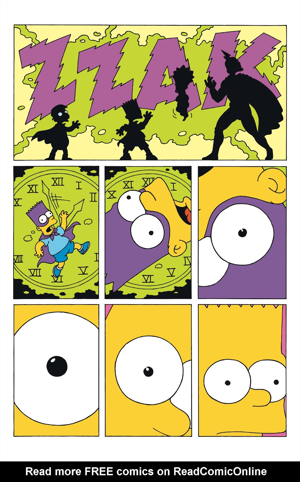 Read online Bartman comic -  Issue #3 - 25