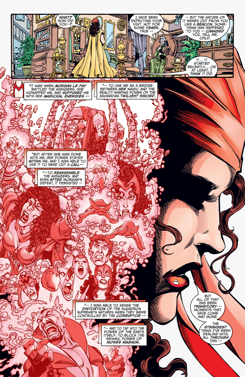 Read online Avengers (1998) comic -  Issue #10 - 9