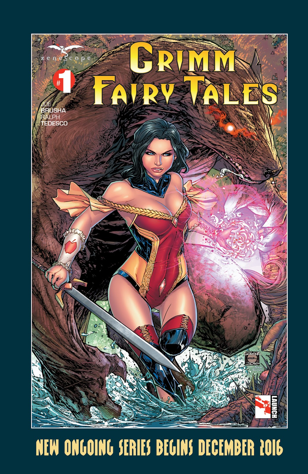 Grimm Fairy Tales (2005) Annual 1 #3 - English 33
